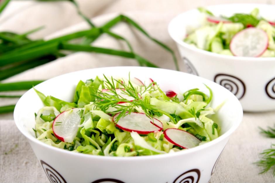 Turplu Yaz Salatası Tarifi