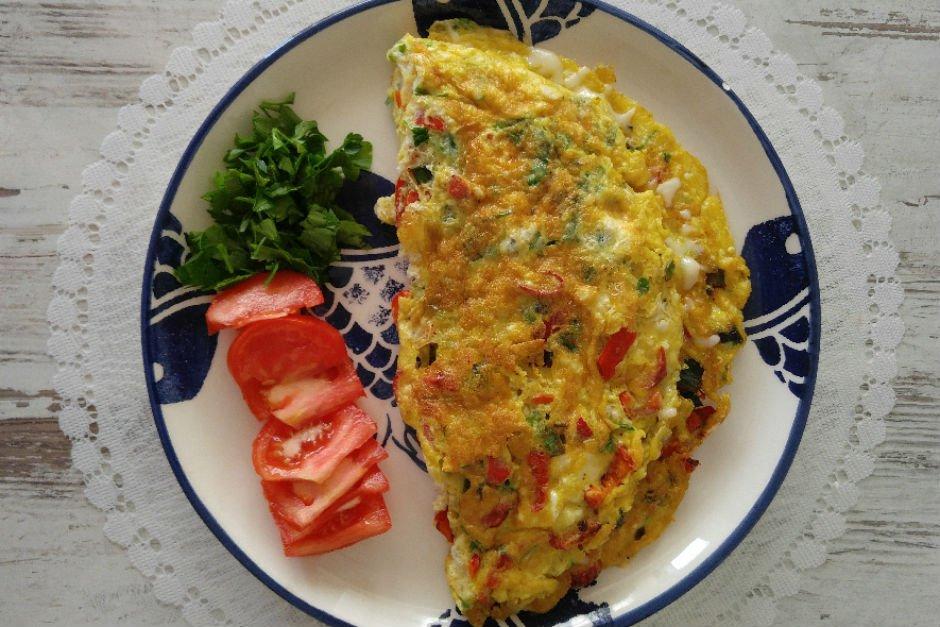 pirasali-omlet-c-iki